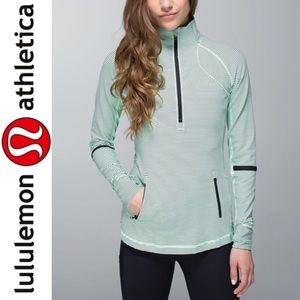 lululemon ♎️ Race with Grace Quarter Zip Jacket